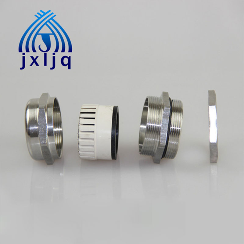Stainless Steel Cable Gland - Metric Thread