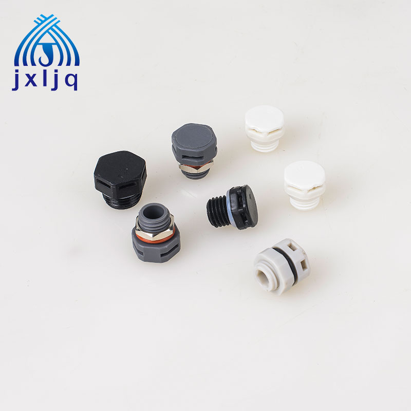Nylon Breathable Vent Plug